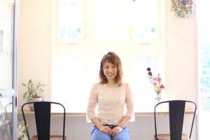 廣島弘子 HOMERA HAIR(ホメラヘアー)